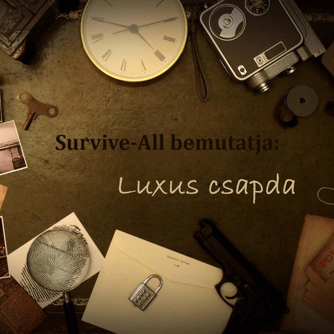 Luxus csapda